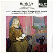 Harald Lie: Skinnvengbrev; Symphonic Dance; Symphony No. 2; Elegy