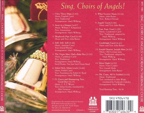 Sing, Choirs of Angels!