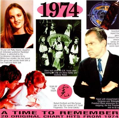 1974: 20 Original Chart Hits