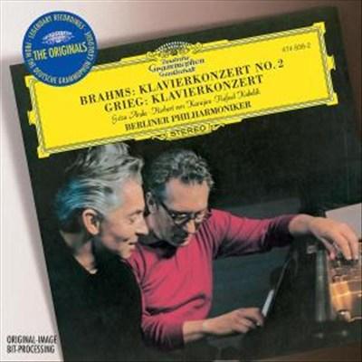Brahms: Piano Concerto No. 2; Grieg: Piano Concerto