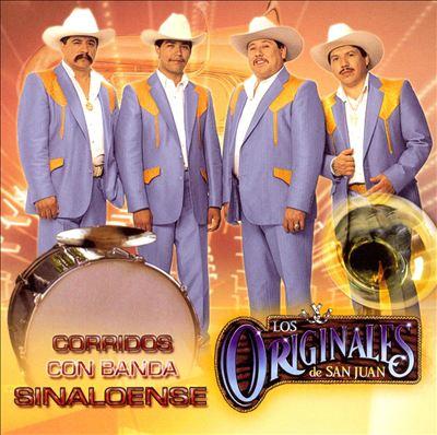 Corridos Con Banda Sinaloense