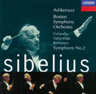 Sibelius: Finalndia; Valse Triste; Romance; Symphony No. 2