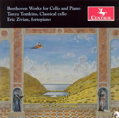 Beethoven Works for Cello and Piano