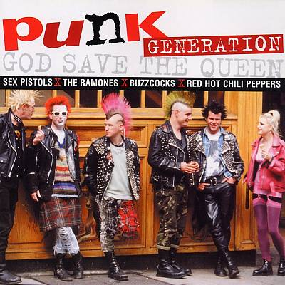 Punk: The Worst of Total Anarchy, Vol. 3