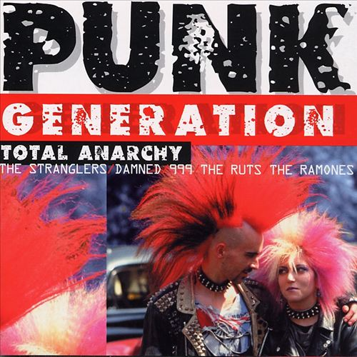 Punk: The Worst of Total Anarchy, Vol. 2