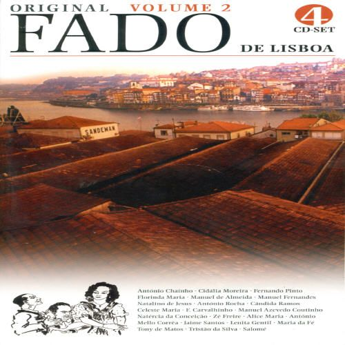 Original Fado de Lisboa, Vol. 2