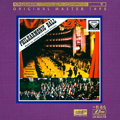 Philharmonic Ball: Music by Johann & Josef Strauss