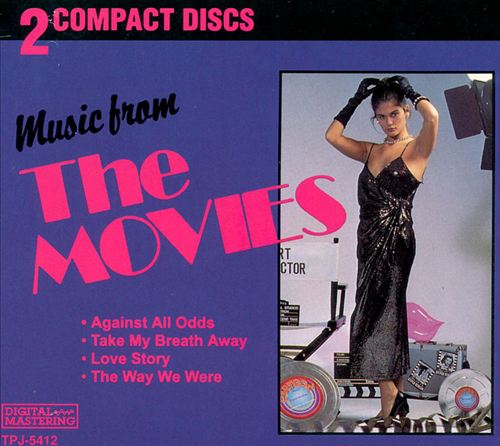 Music From the Movies [Madacy]