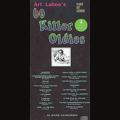Art Laboe's 60 Killer Oldies