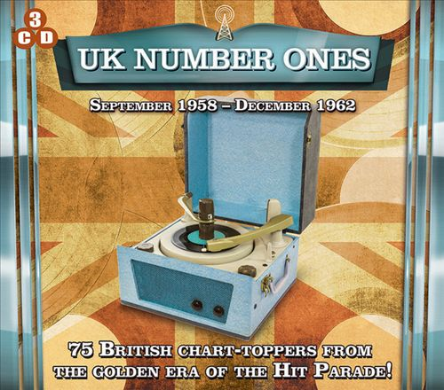 UK Number Ones: September 1958 - December 1962