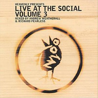 Heavenly Presents: Live at the Social, Vol. 3