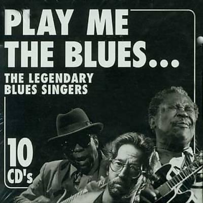 Vol. 2-Play Me the Blues