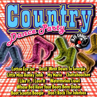 Country Dance Party [Turn Up the Music]