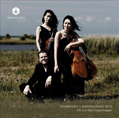 Tchaikovsky, Smetana: Piano Trios