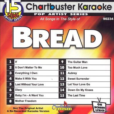 Chartbuster Karaoke: Bread