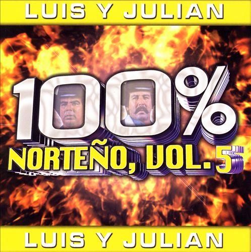 100% Norteno, Vol. 5
