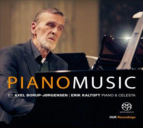 Piano Music by Axel Borup-Jørgensen