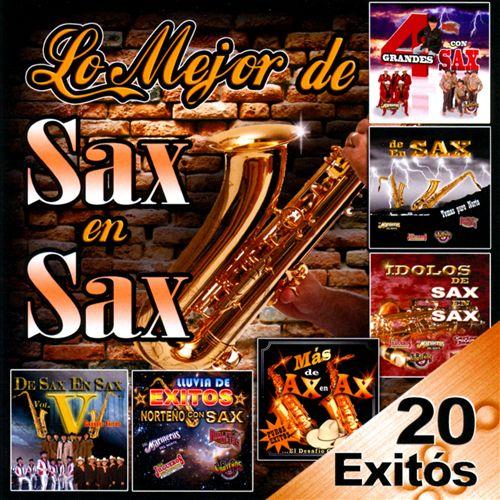 Lo Mejor de Sax en Sax