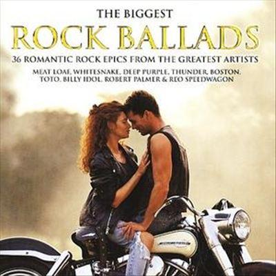 The Biggest Rock Ballads