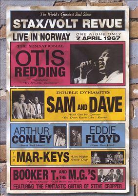 Stax/Volt Revue: Live in Norway 1967