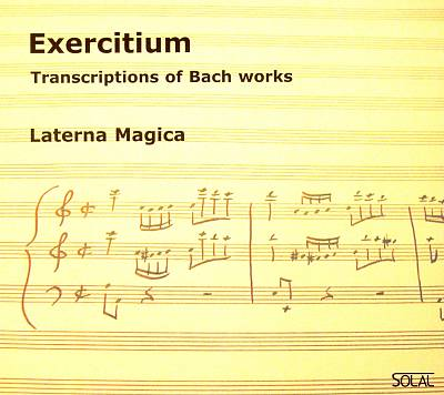 Exercitium: Transcriptions of Bach Works