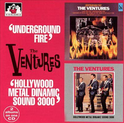 Underground Fire/Hollywood Metal Dinamic Sound 3000