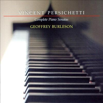 Vincent Persichetti: Complete Piano Sonatas