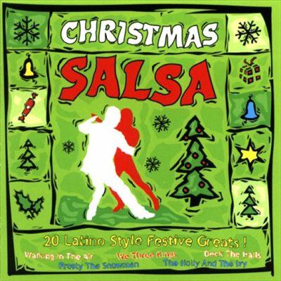 Christmas Salsa