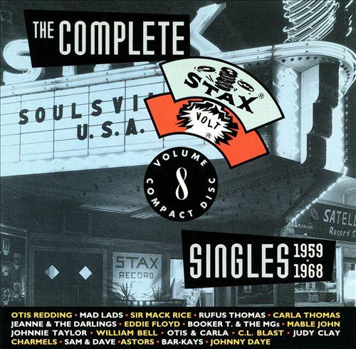 Complete Stax-Volt Singles 1959-1968, Vol. 8