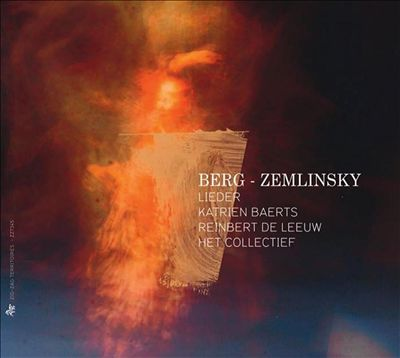 Berg, Zemlinsky: Lieder