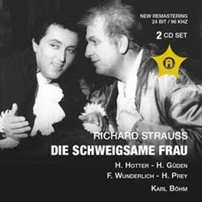 Richard Strauss: Die Schweigsame Frau (Salzburg 08.08.1959)