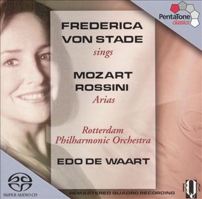 Frederica von Stade Sings Mozart & Rossini Arias