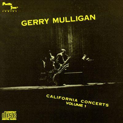 California Concerts, Vol. 1