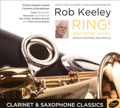Rob Keeley: Ring! and Other Works