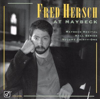 Live at Maybeck Recital Hall, Vol. 31