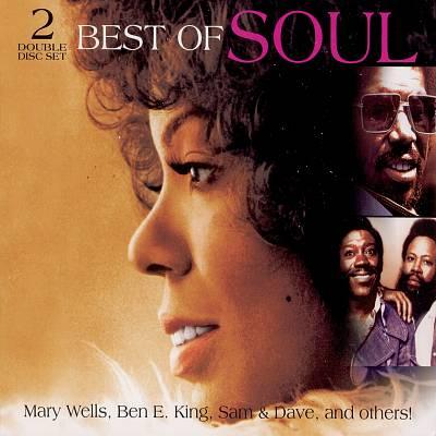 Best of Soul [St. Clair]