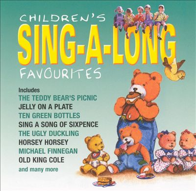 Children's Sing-A-Long Favourites [Prism]