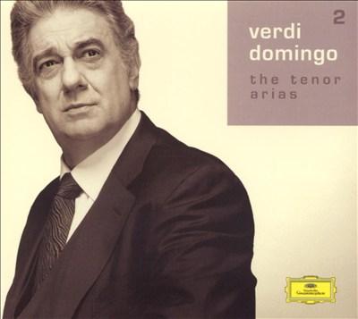 Verdi: The Tenor Arias, Vol. 2