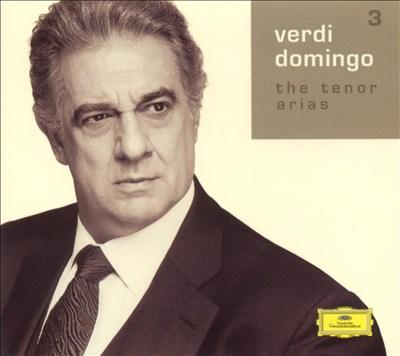 Verdi: The Tenor Arias, Vol. 3