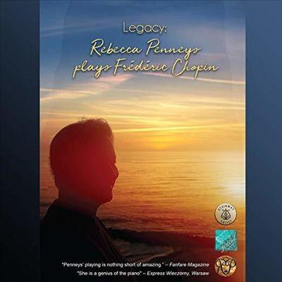 Legacy: Rebecca Penneys plays Frédéric Chopin [Video]
