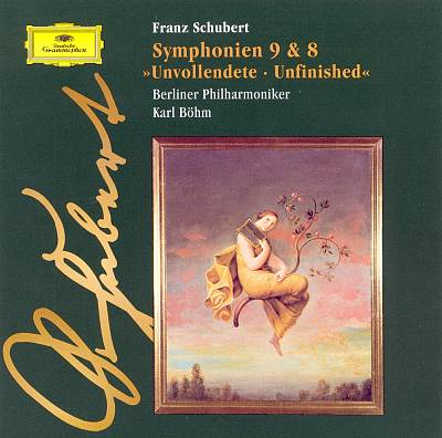 "Franz Schubert: Symphonies 9 & 8 ""Unvollendete"""