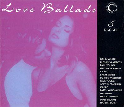 Love Ballads [Connoisseur Collection]