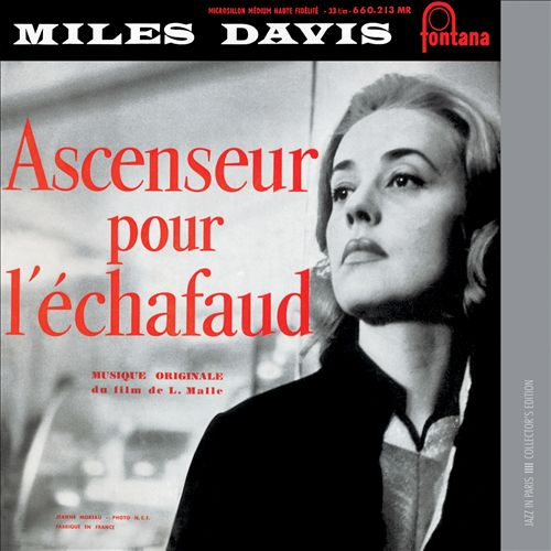 Ascenseur pour l'Échafaud [Original Motion Picture Soundtrack]