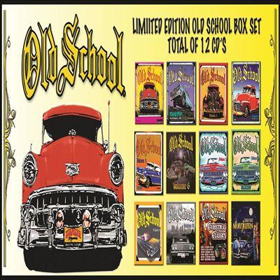 Old School Gold Box Set