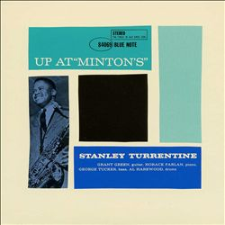 Up at Minton's, Vol. 1