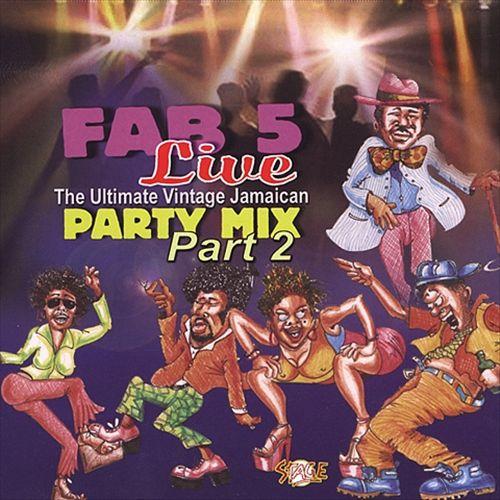 Live: The Ultimate Vintage Jamaican Party Mix, Pt. 2