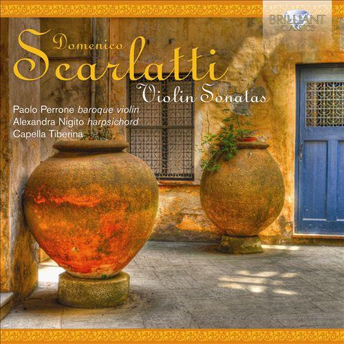 Scarlatti: Violin Sonatas