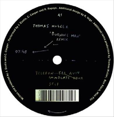 Immolate Yourself [Remixes]