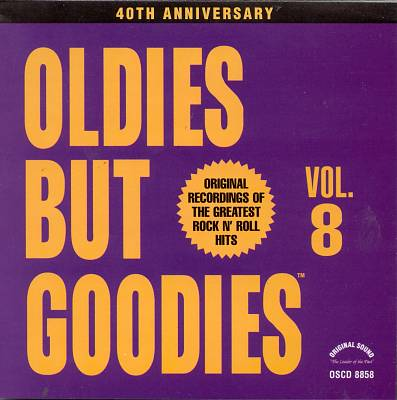 Oldies But Goodies, Vol. 8