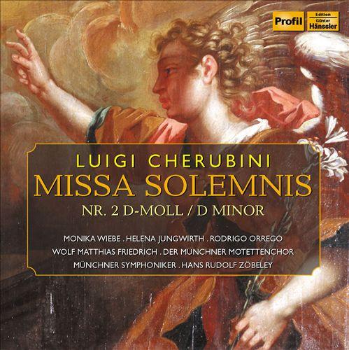 Cherubini: Missa Solemnis No. 2 in D minor